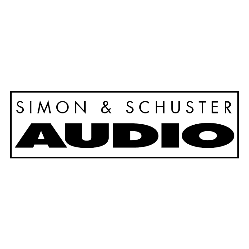 Simon & Schuster Audio vector