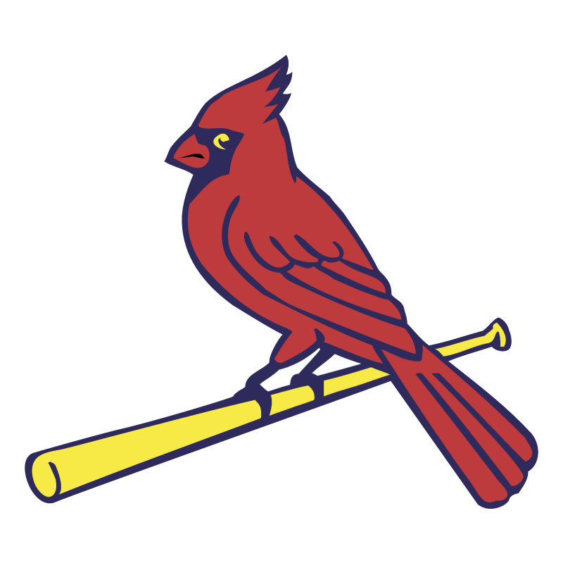 St Louis Cardinals vector logo