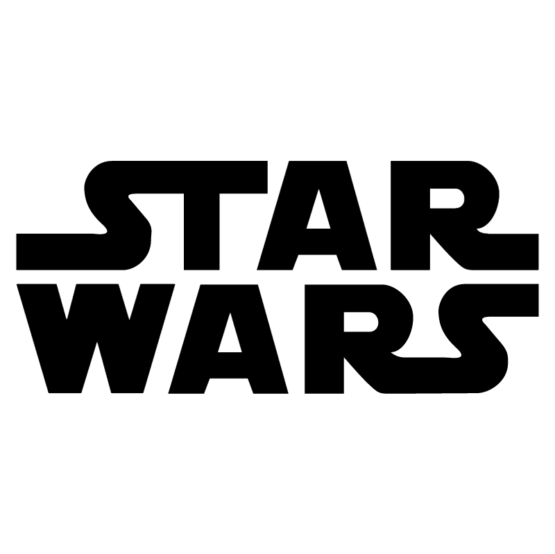Star Wars vector logo