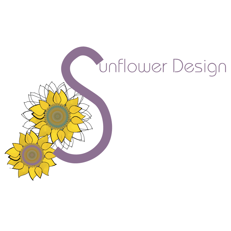 Sunflower Design vector