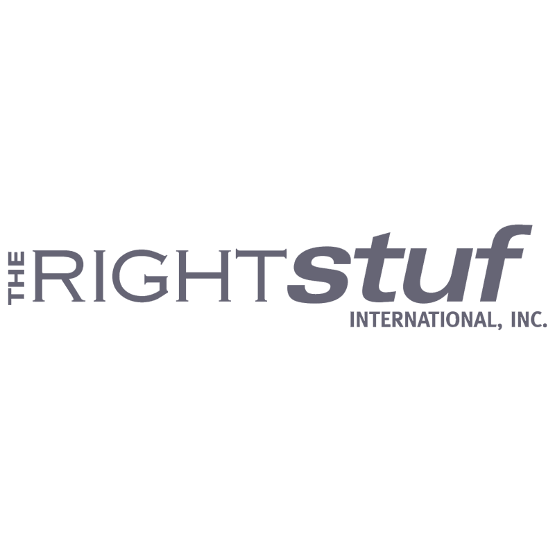 The Right Stuf International vector logo