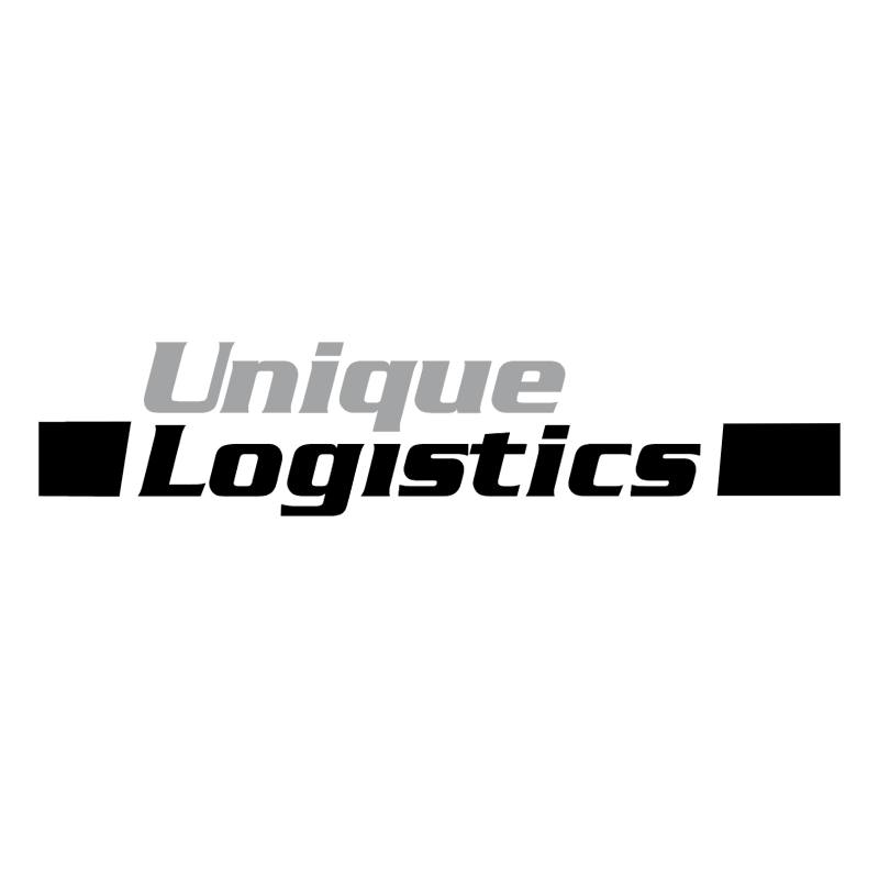 Unique Logistics vector