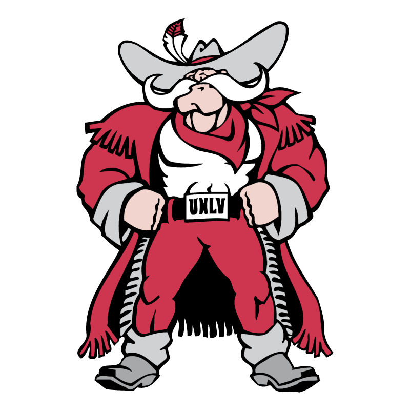 UNLV Rebels vector