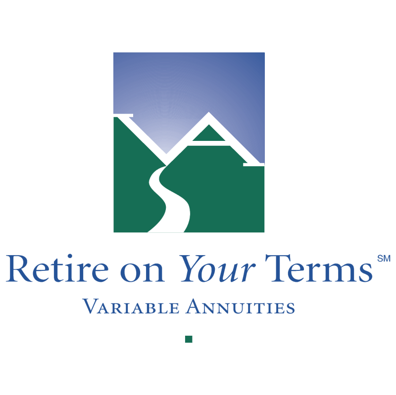 Variable Annuities vector