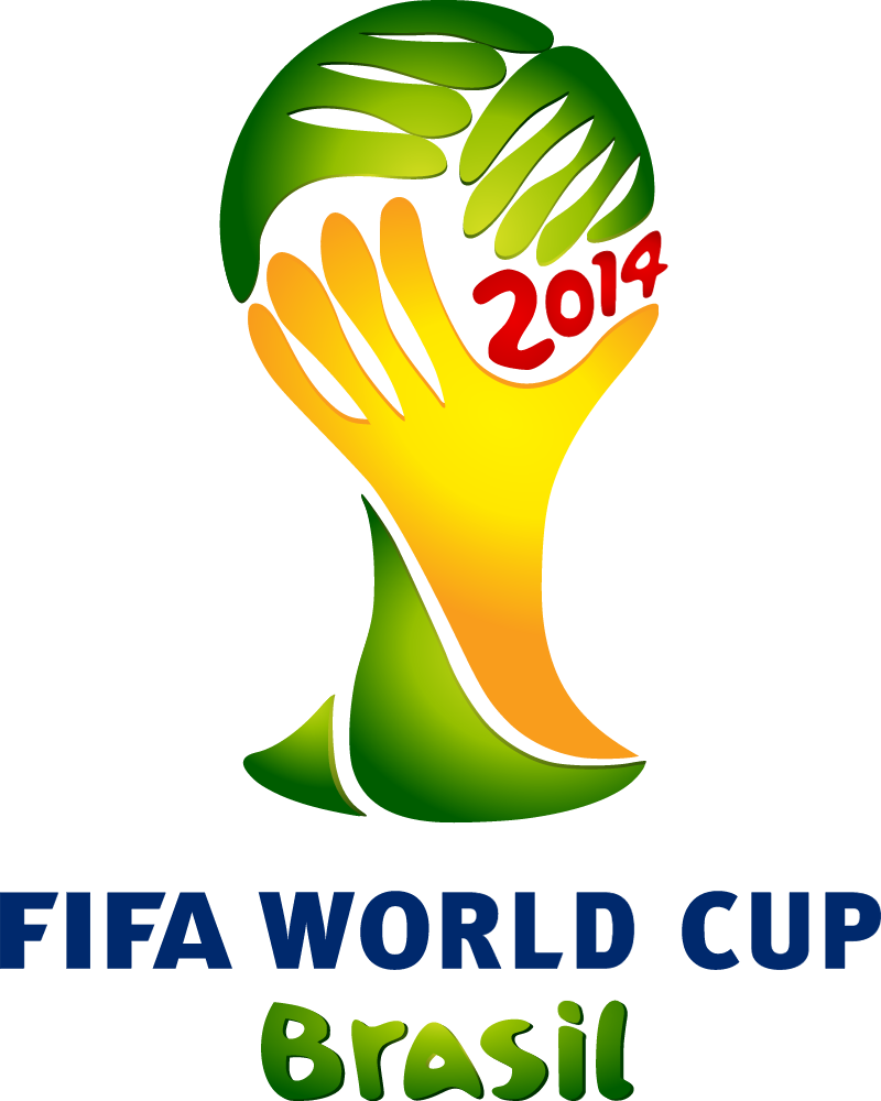World Cup 2014 Brasil vector logo