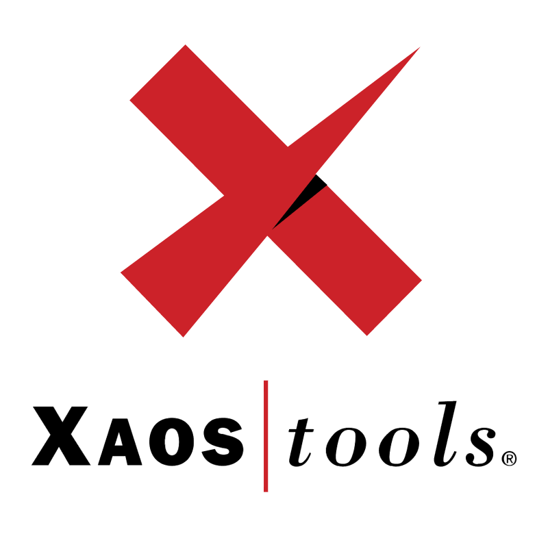 Xaos Tools vector logo