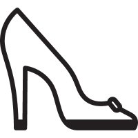 Women High Heel vector