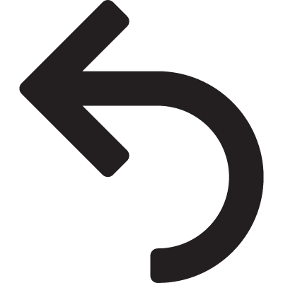 Left Curve vector logo