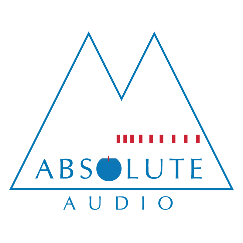 Absolute Audio 9368 vector logo
