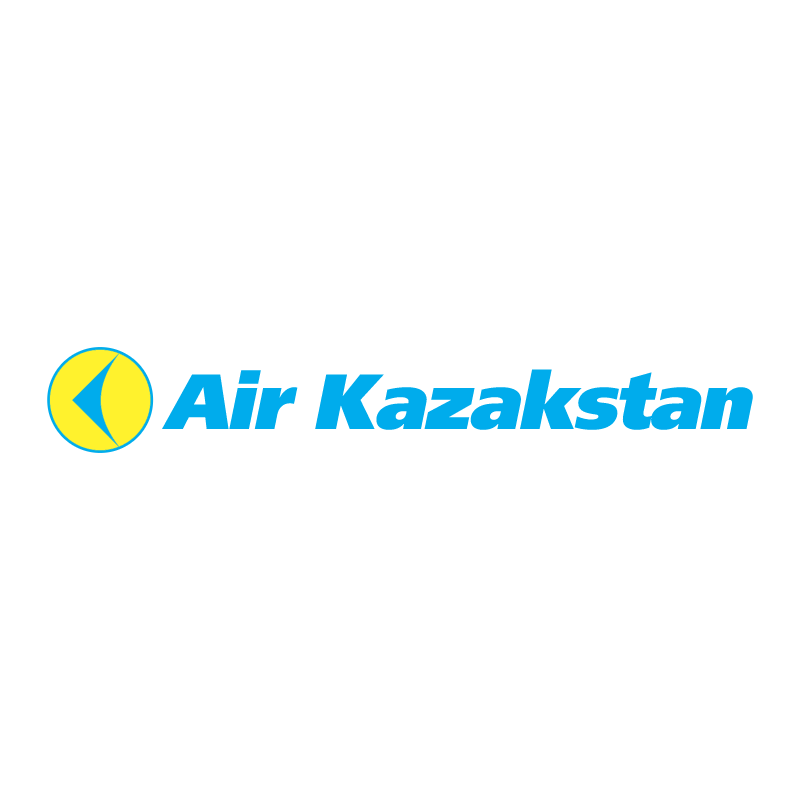 Air Kazakhstan vector