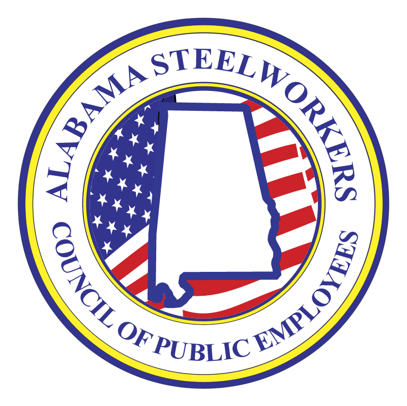 Alabama Steel Workers vector