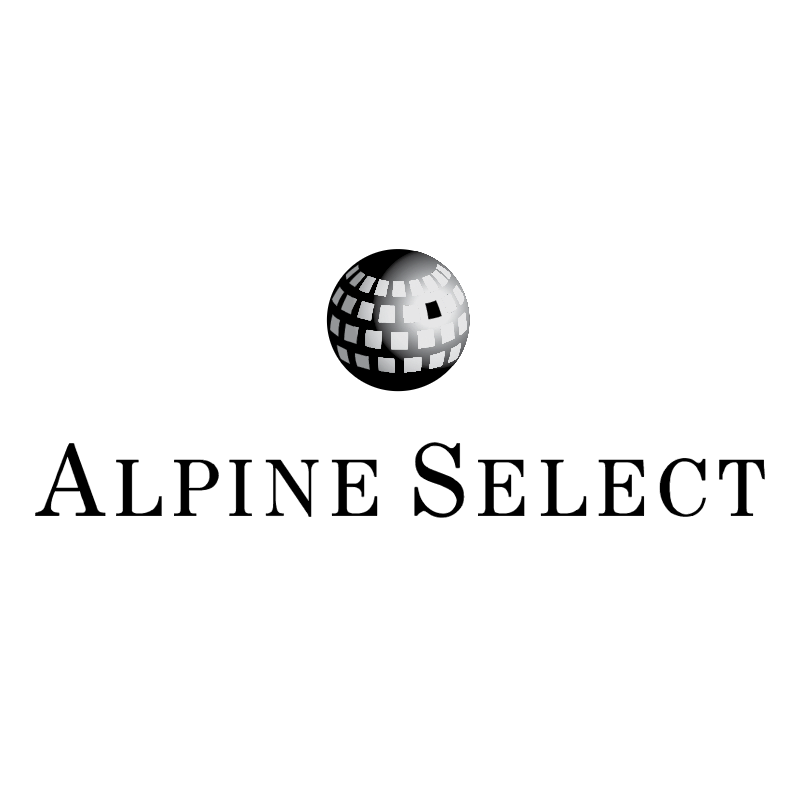 Alpine Select vector