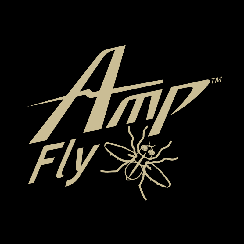 Amp Fly vector logo