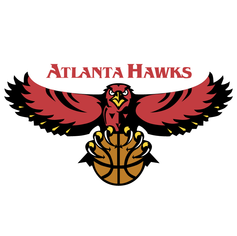 Atlanta Hawks 34228 vector
