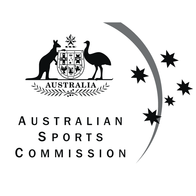 Australian Sports Commission 34556 vector logo