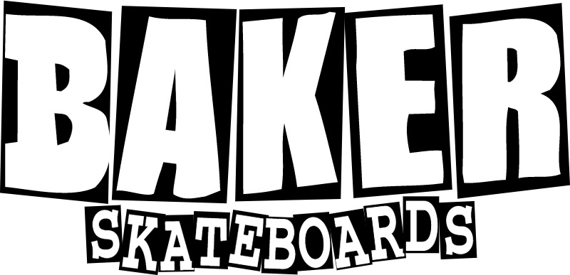 Baker Skateboards vector