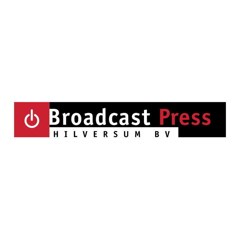 Broadcast Press 67296 vector logo