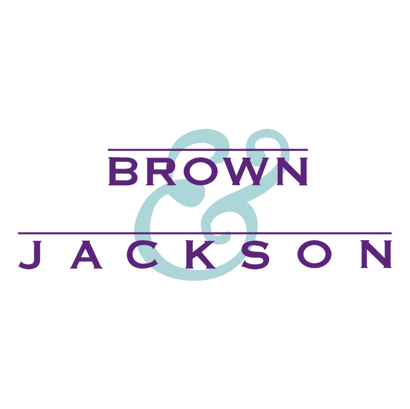 Brown & Jackson 48212 vector logo
