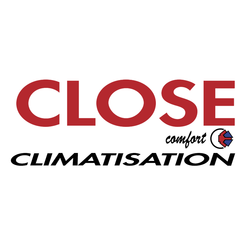 Close Climatisation vector