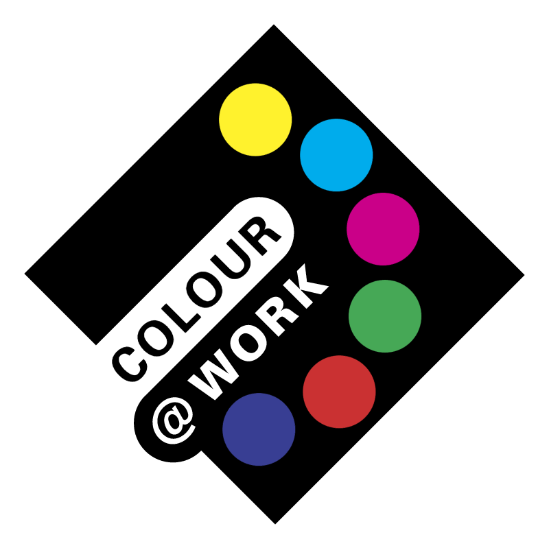 Colour Work vector