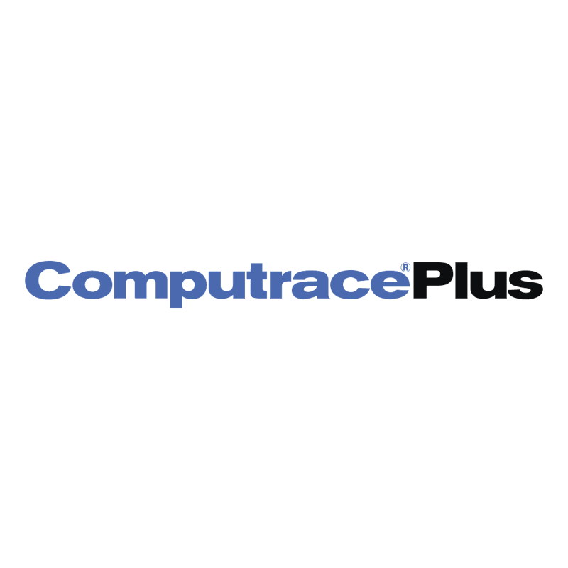 Computrace Plus vector logo