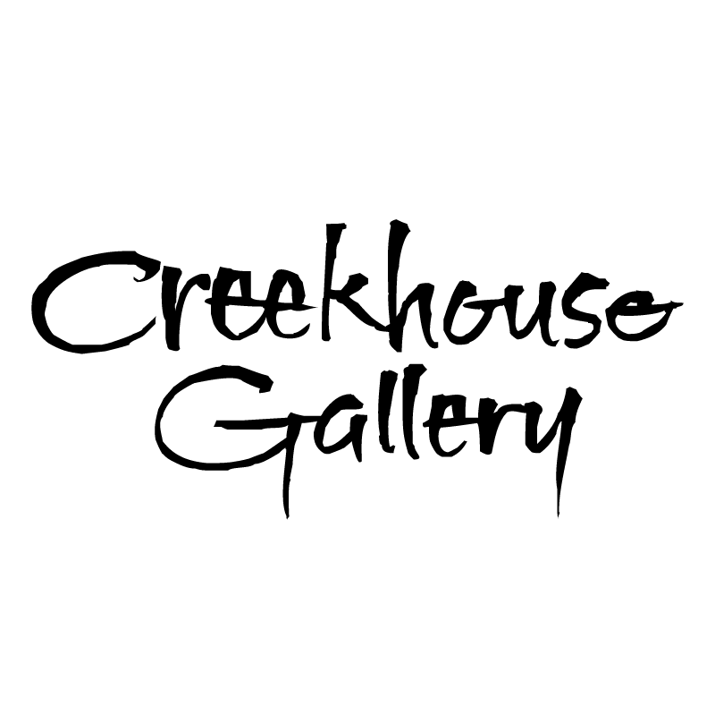 Creekhouse Gallery vector