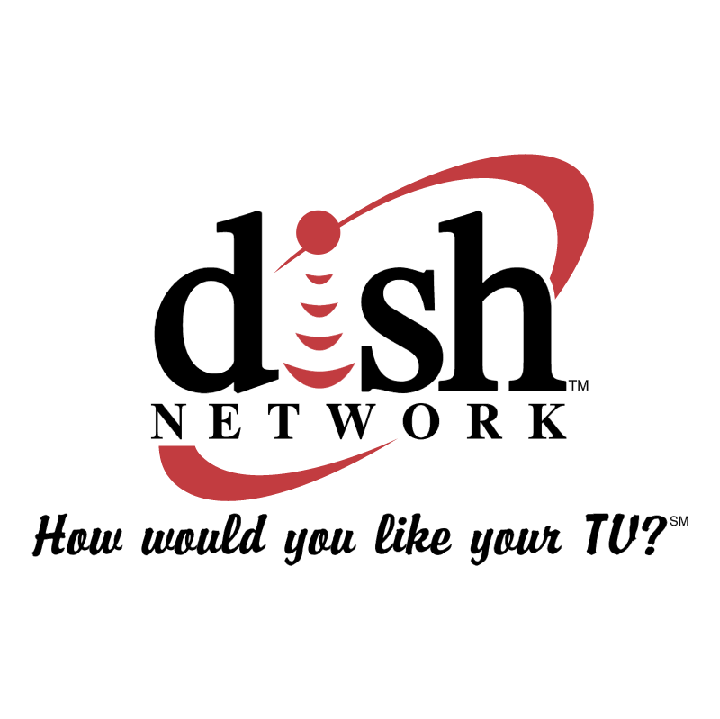 Dish Network vector logo