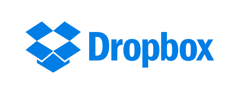 Dropbox vector logo