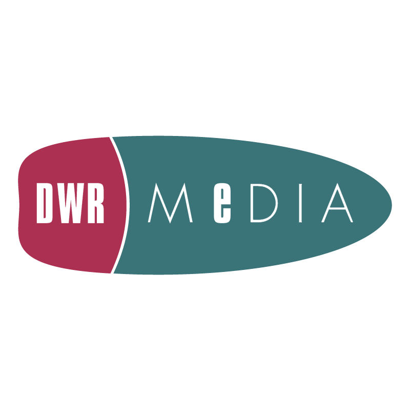 DWR Media vector logo