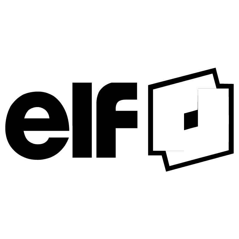 Elf vector logo