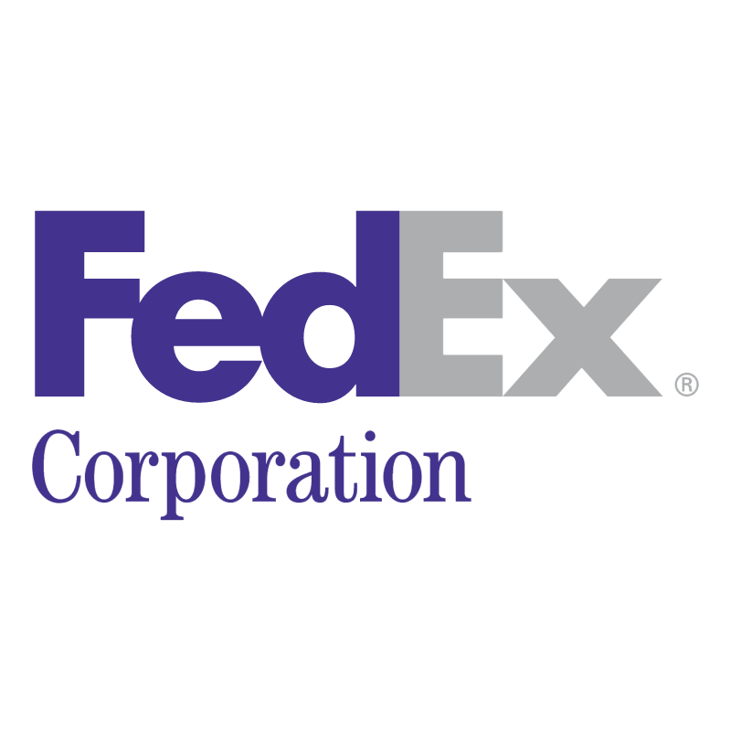 FedEx Corporation vector