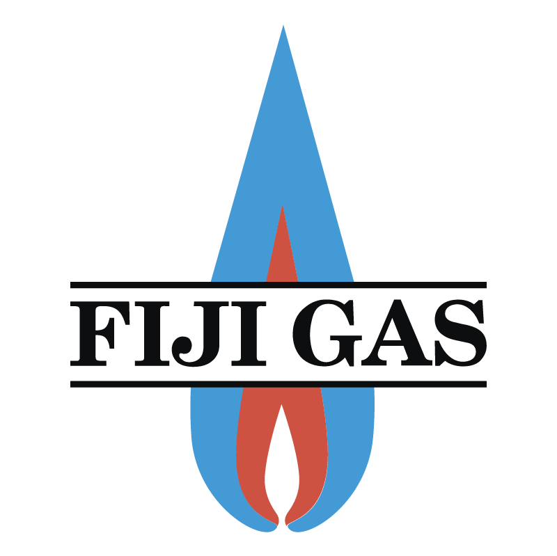 Fiji Gas vector
