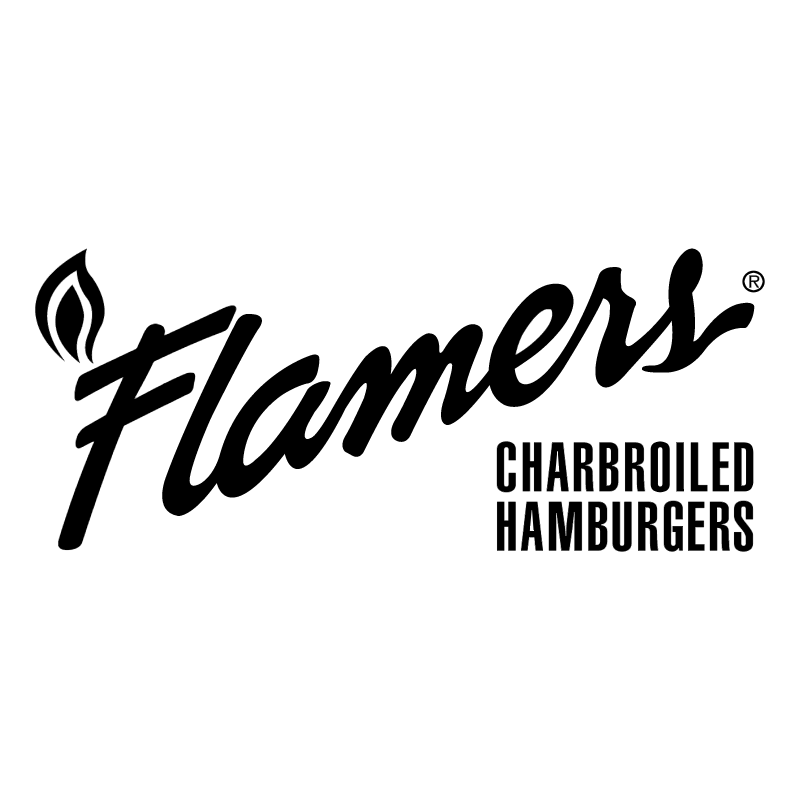 Flamers vector logo