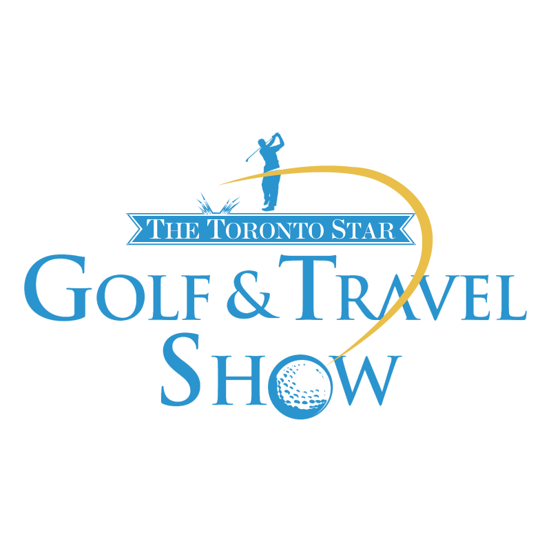 Golf & Travel Show vector