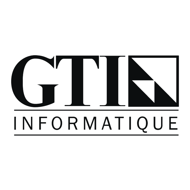 GTI Informatique vector