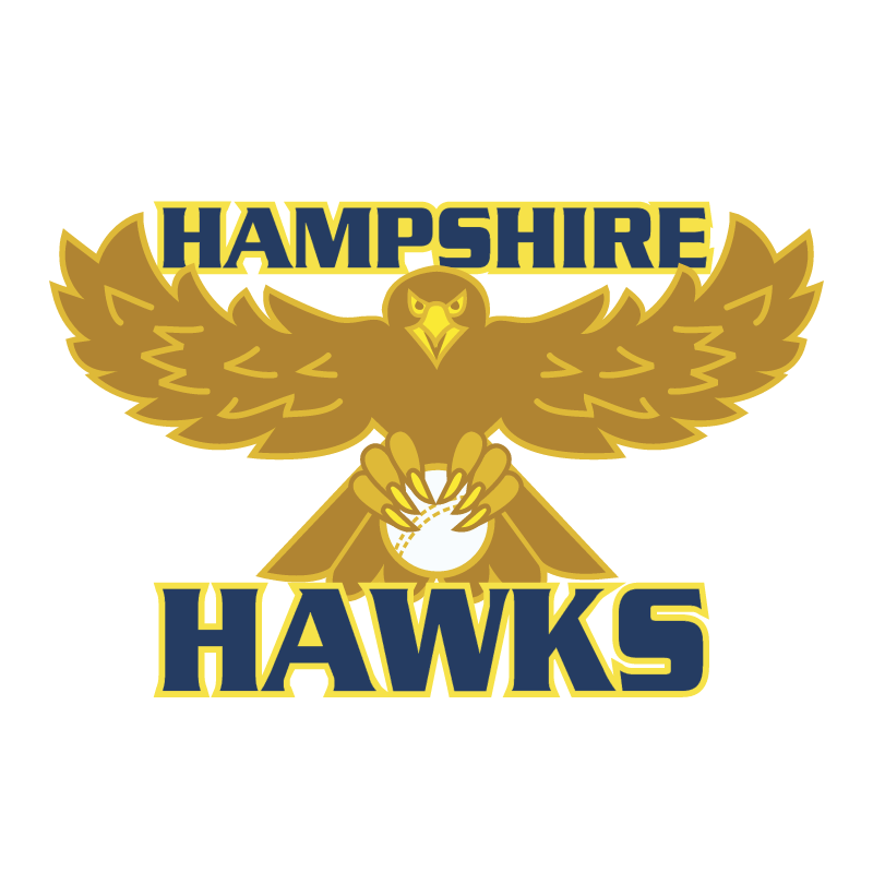 Hampshire Hawks vector