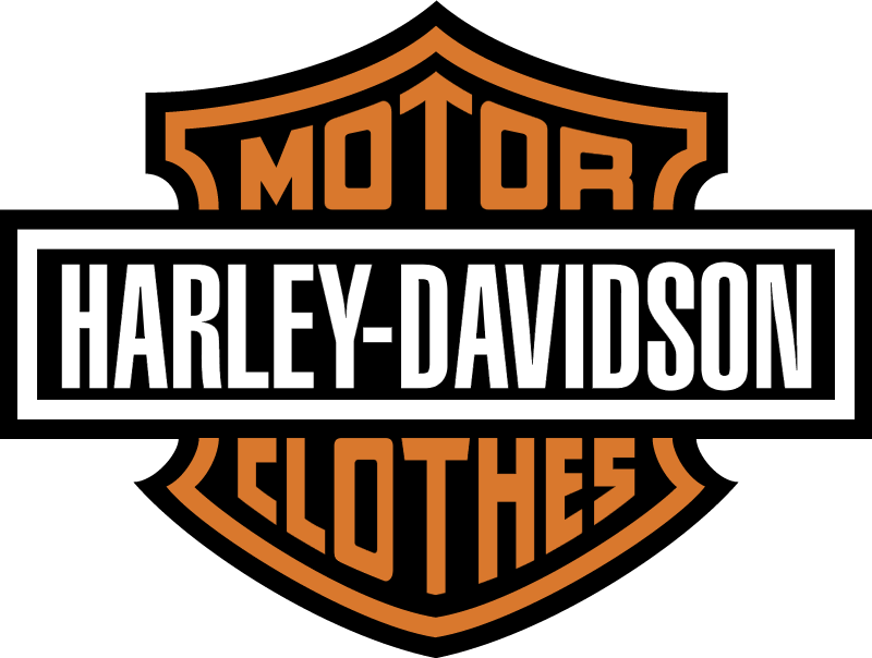Harley Clothes vector logo