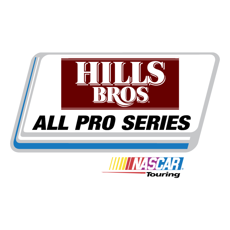 Hills Bros All Pro Series vector logo