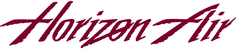 HORIZON AIRLINES 1 vector