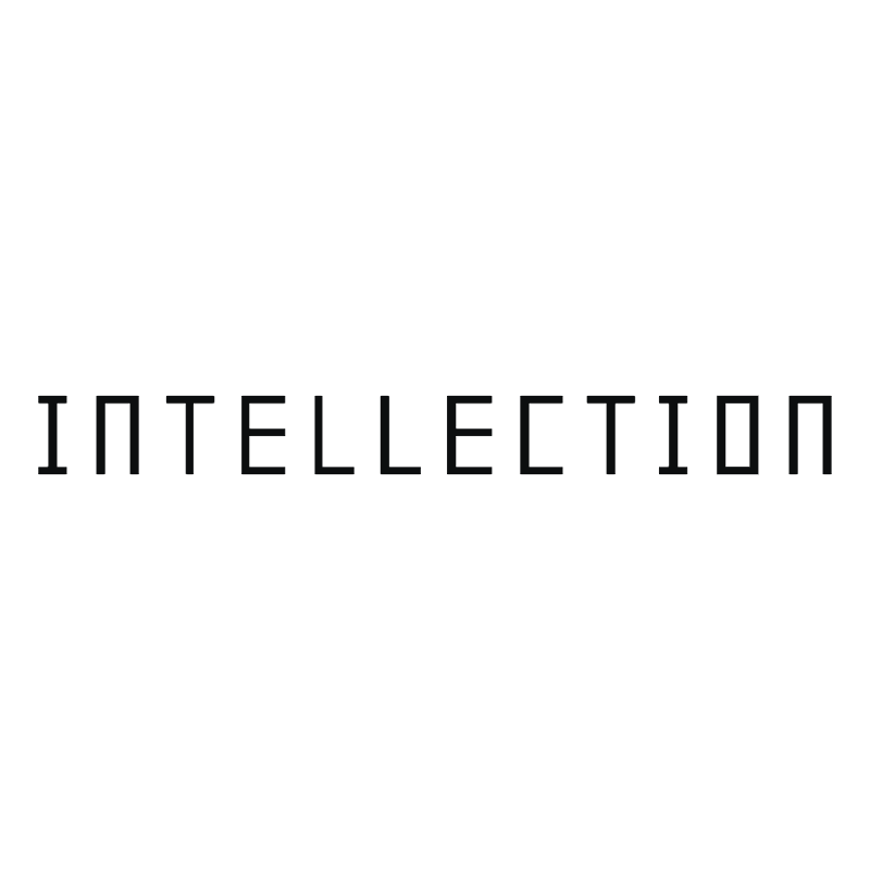 Intellection vector logo