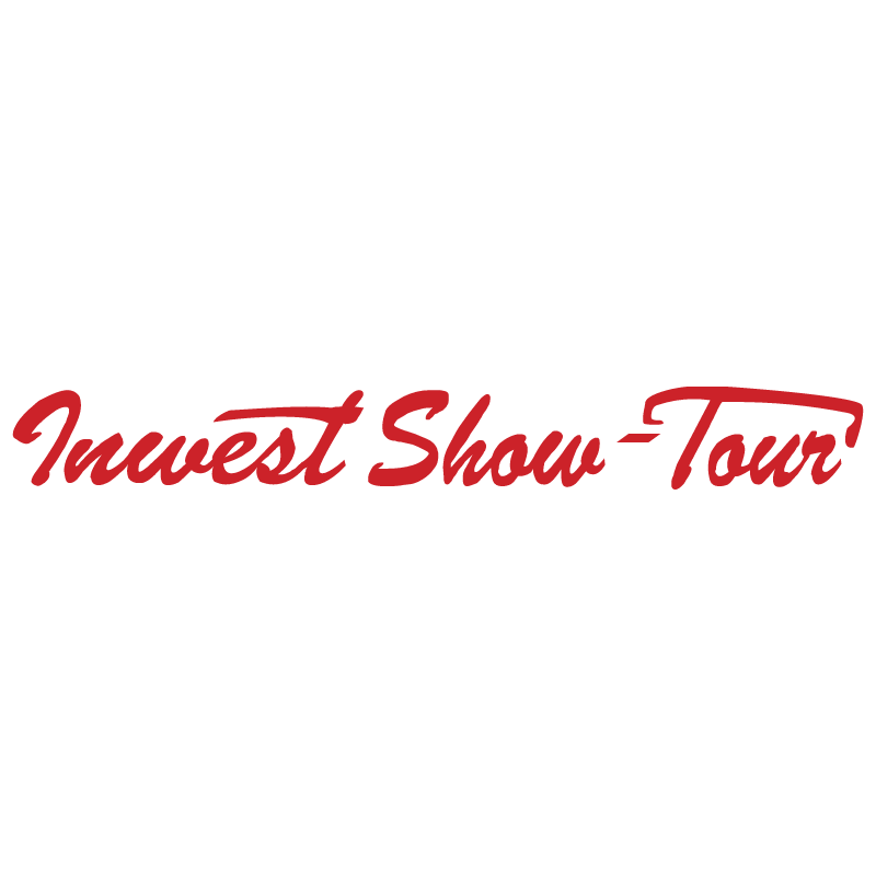 Inwest Show Tour vector logo