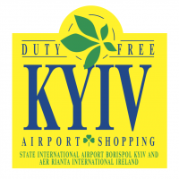 Kyiv Airport Shopping vector