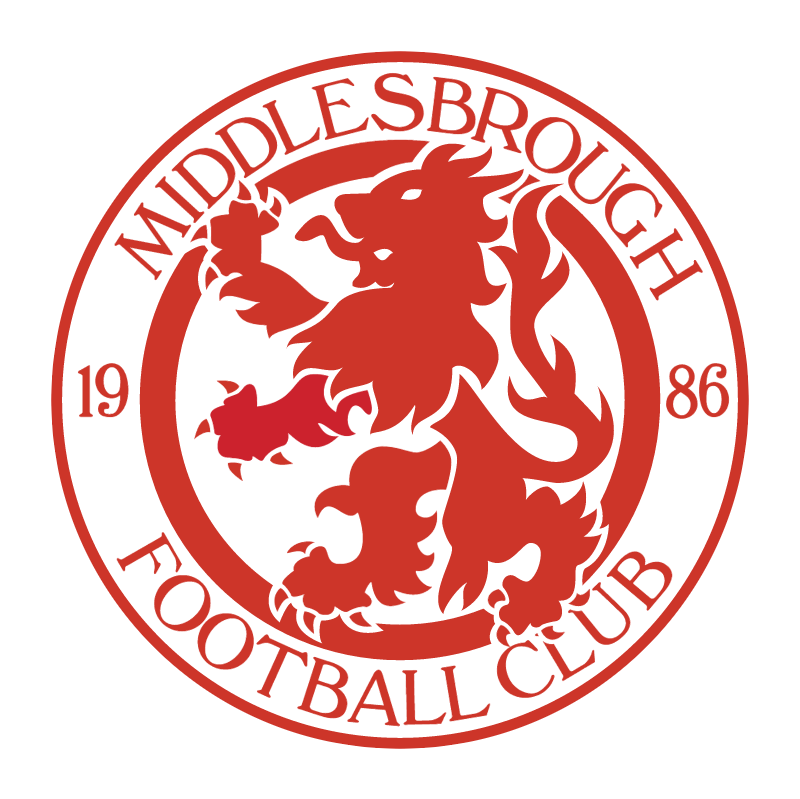 Middlesbrough FC vector