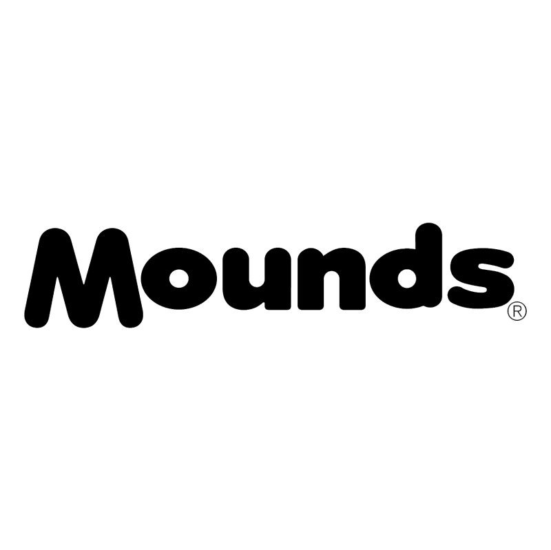 Mounds vector