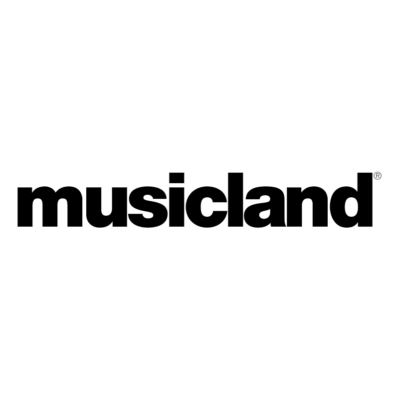 Musicland vector