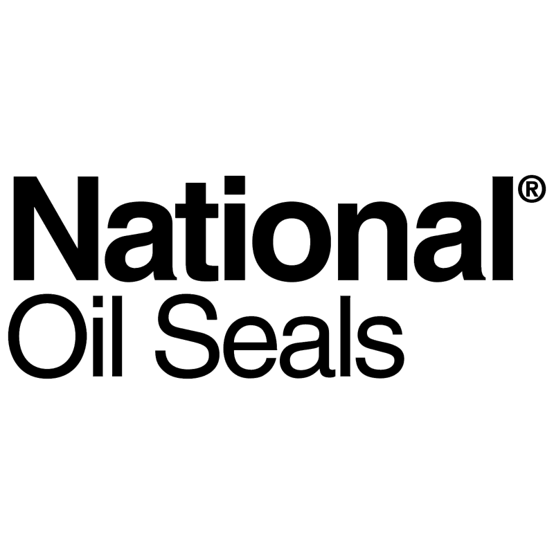National Oil Seals vector