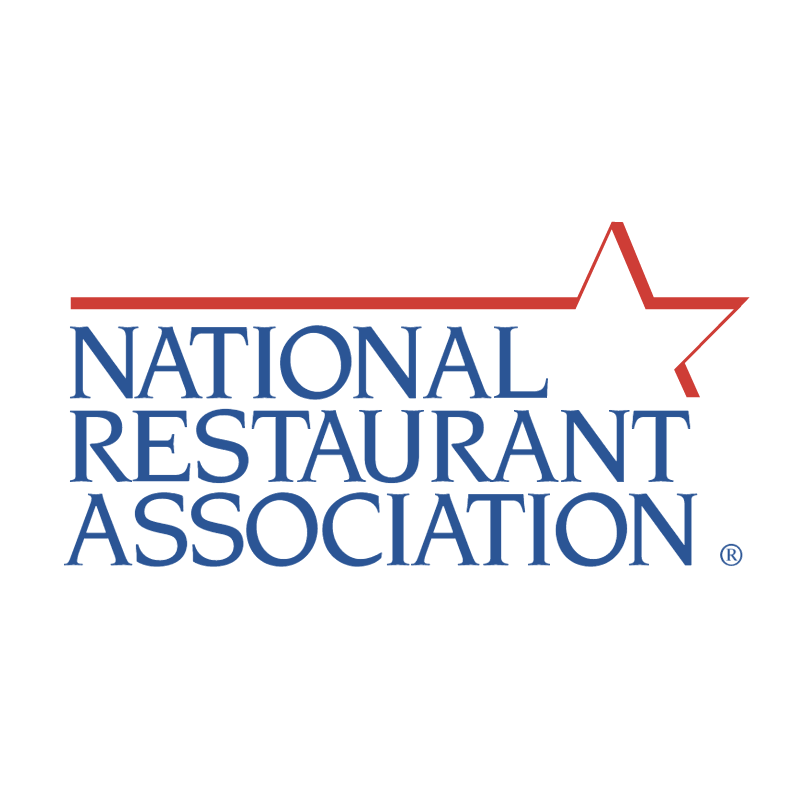 National Restaurant Association vector