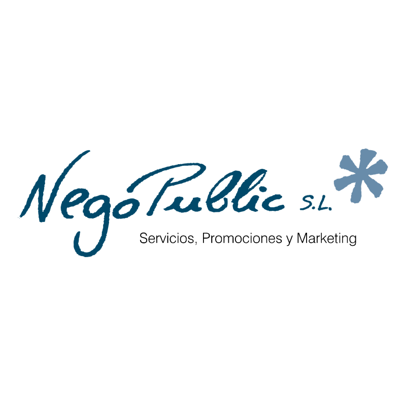 Negopublic S L vector