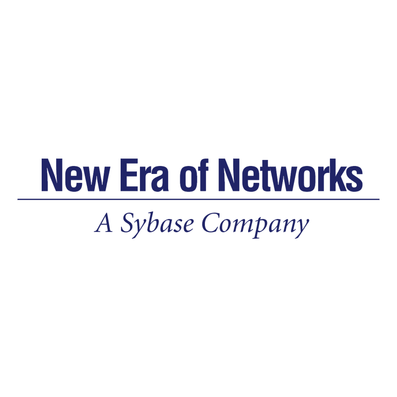 New Era of Networks vector