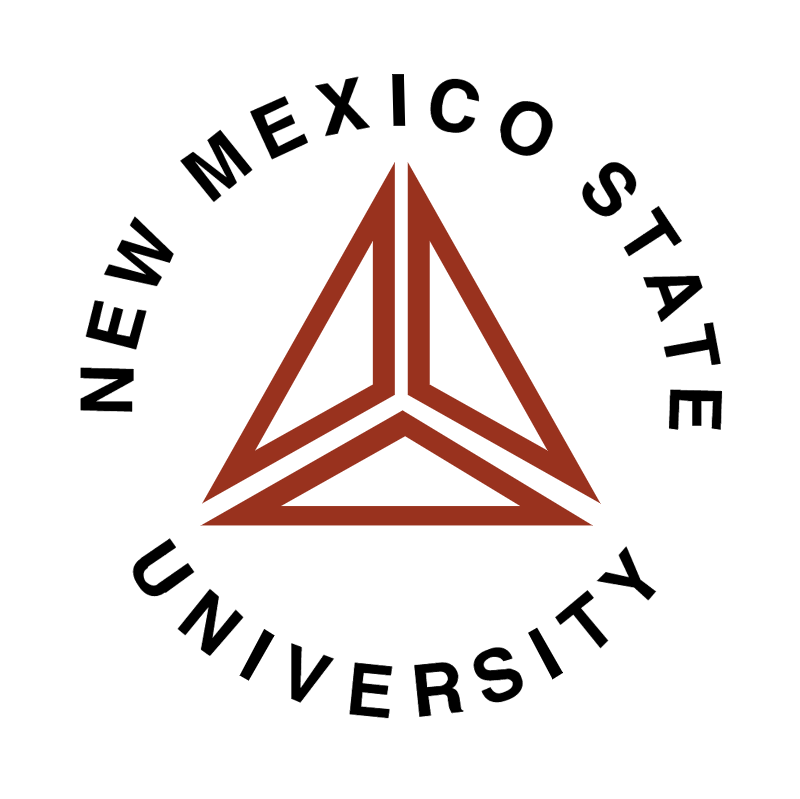 New Mexico State University vector logo
